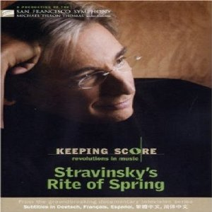 Keeping Score-Stravinsky