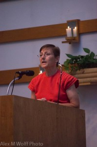 Rev. Nancy O. Arnold, Minister