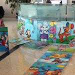 Queens Hospital Tiles