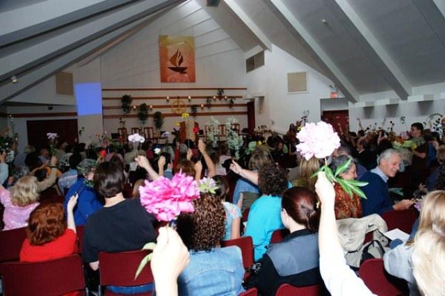 Flower Communion